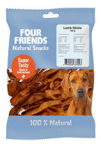 Lamb Sticks 100% Natural 150g