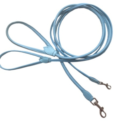 Round Leash - Baby Blue
