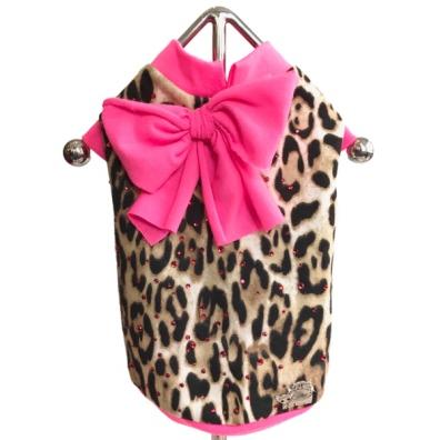 Sparkle T-shirt - Leopard
