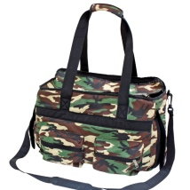 Camo Canvas Bag
