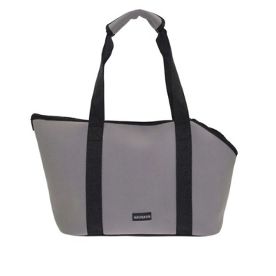 Softshell Carrier Bag - Grey