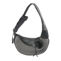Softshell Shoulder Bag Left Sided - Grey