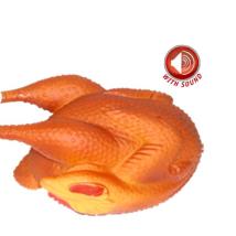 Vinyl Chicken Squeaky Toy