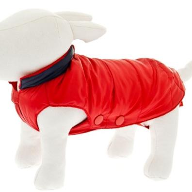 ASPEN COAT RED