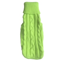 Hannover Cable Sweater - Lime