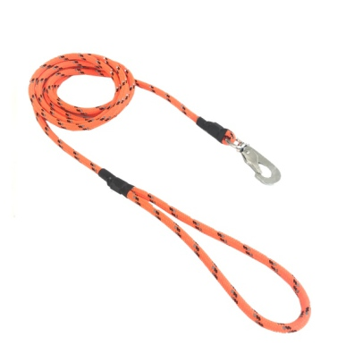 Reflective Leash Orange