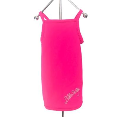 Lycra Summer Top - Pink