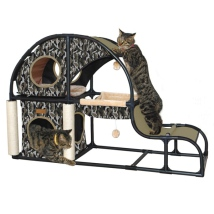 Cat Home and Activity House - Camo