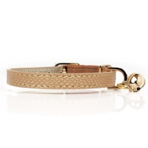 Cat Collar Naja - Camel