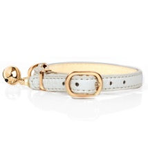 Cat Collar Berlioz - White