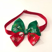 Christmas Bow Style 5 - Mixed Colors