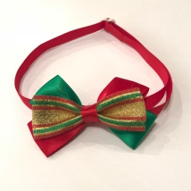 Christmas Bow Style 8 - Mixed Colors