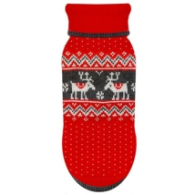 Reindeer Winter Sweater